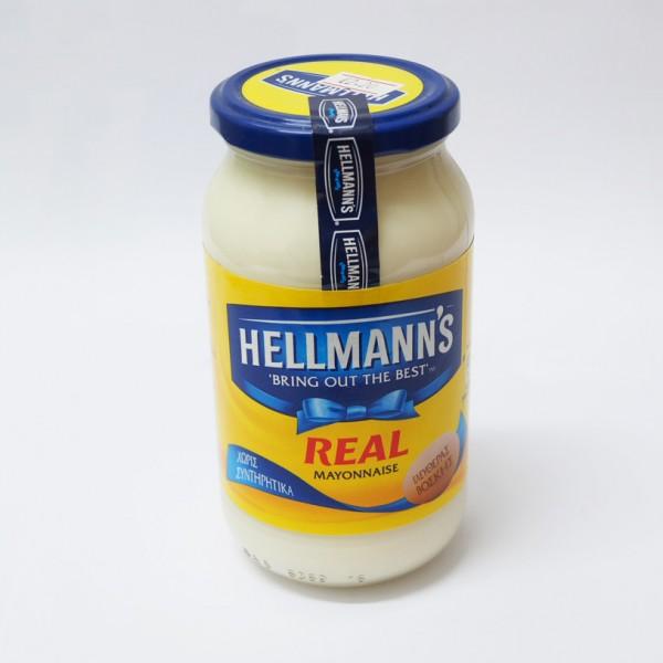 Helmann`s Real Μαγιονέζα 450ml