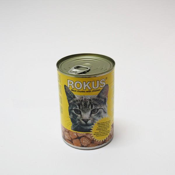 Γατοτροφή Rocus 410 γρ