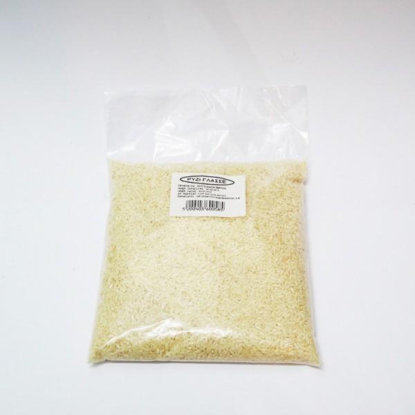 Ρύζι Γλασέ Σερρών